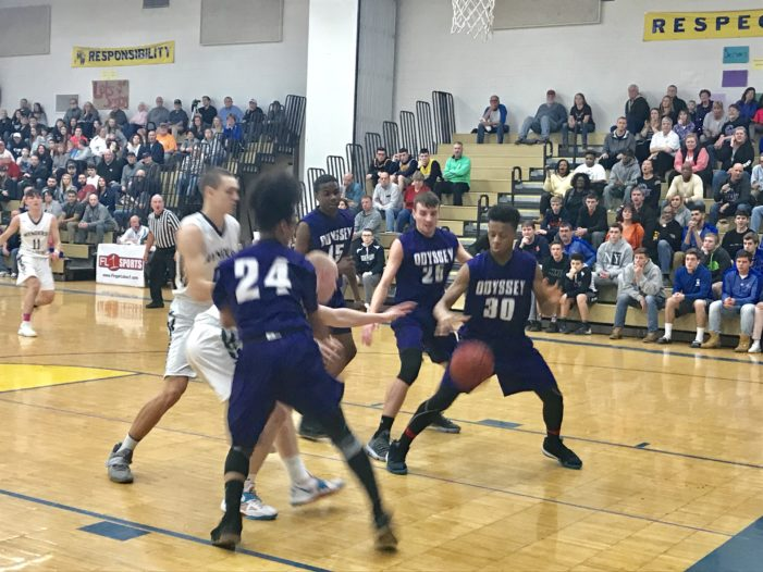 Odyssey earns trip to Class B final