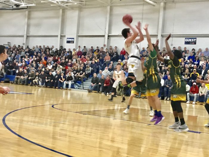 Perry looks to make third time a charm when the Yellowjackets meet Lyons in C2 final