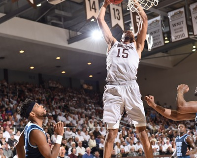 Griffin's late heroics launch Bonnies past No. 16 URI