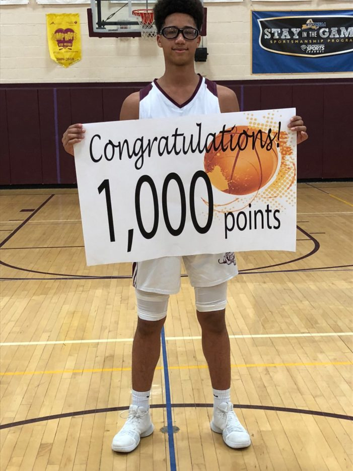 Section V Roundup: Justice Smith reaches 1,000-point plateau; Mynderse snaps Wayne streak and McQuaid wins sixth straight