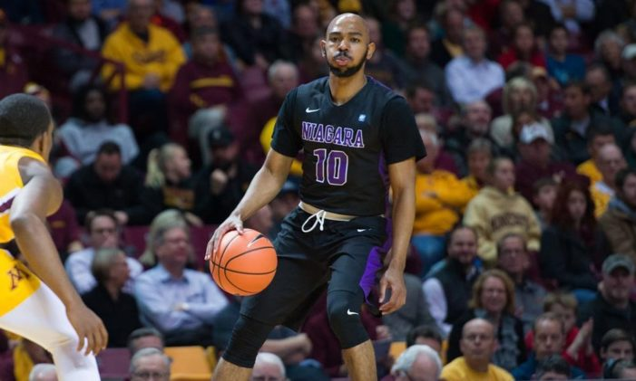 Dukes posts career-high, powers Niagara past Monmouth