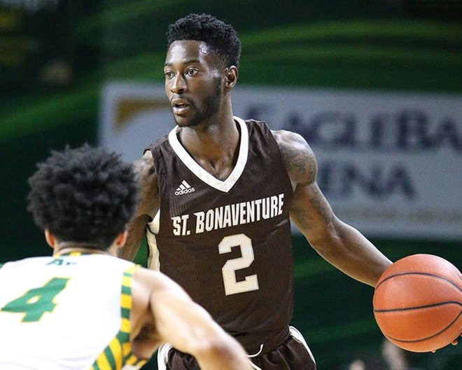Mobley, Kaputo lead Bonnies by George Mason