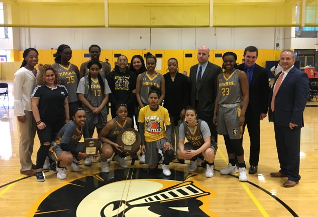 Lady Tribunes claim Region III title