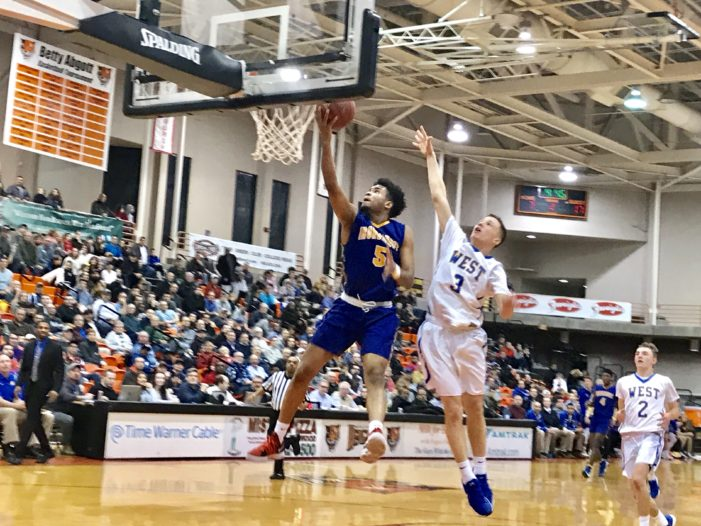 Irondequoit holds on to beat West Seneca West, advances to second straight state semi-final