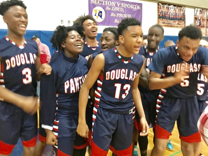 NE Douglass upsets Leadership, reaches first title game