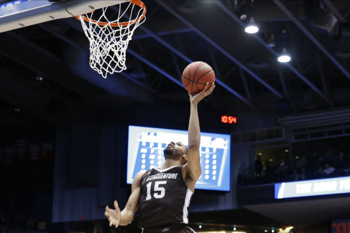 Bonnies win First Four matchup, will dance in Dallas