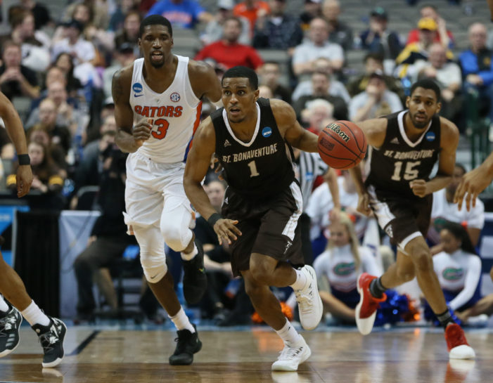 St. Bonaventure's dream season ends with NCAA Tournament loss to Florida