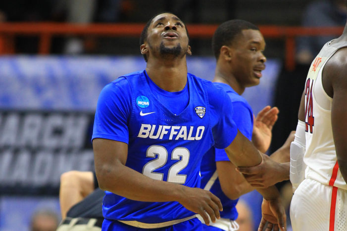 UB manhandles Arizona in first-ever NCAA Tournament win