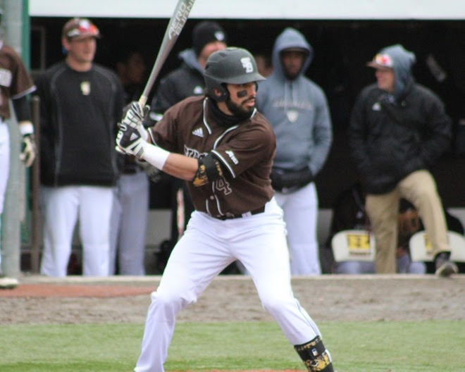 Western Michigan takes first of three-game series Friday over Bonnies Baseball