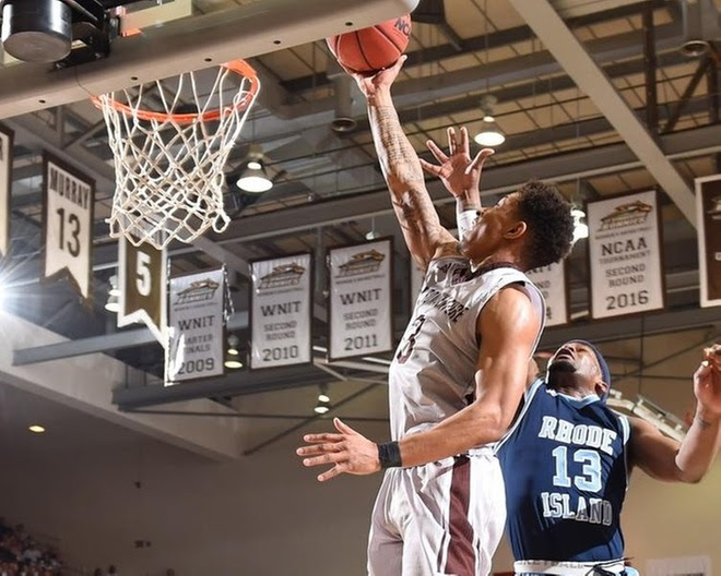 Bonnies clinch second place in A-10 with 12th straight win, 64-56 at SLU