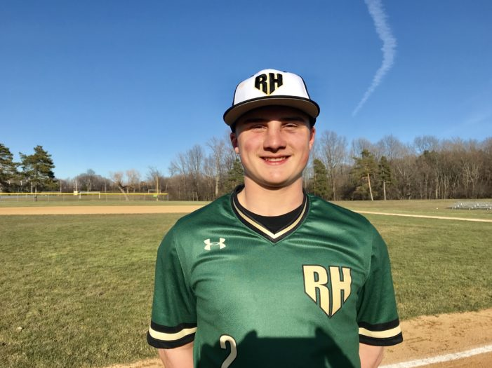 Saturday Wrap: McQuaid's O'Mara, Rush-Henrietta's Sherron hurl complete game shutouts; Eastridge's Harisis collects five RBI