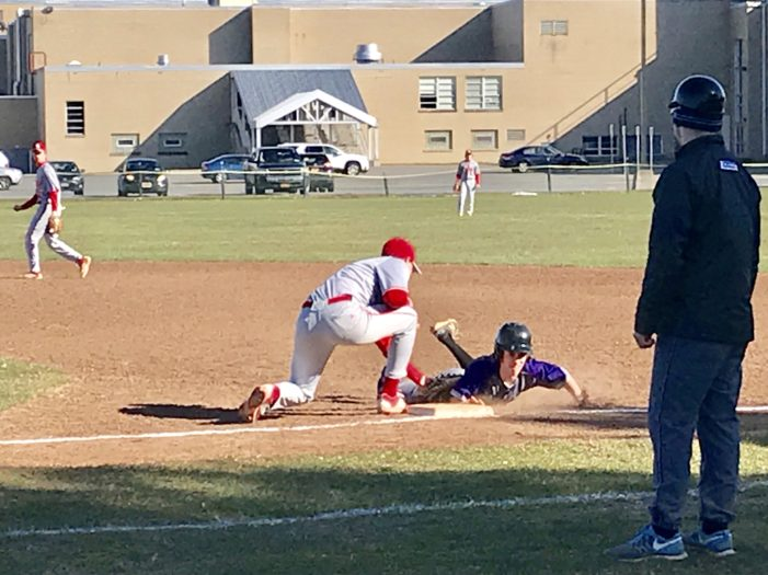 Section V Roundup: HerrNeckar and Hilton walk off; Delaney gets third win