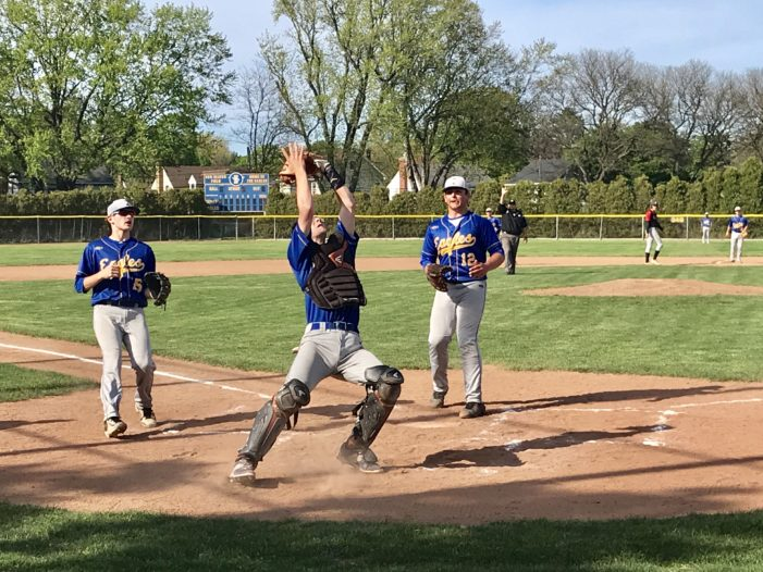McClare fans 17 in key Wayne County matchup; Victor's Alread hits for the cycle