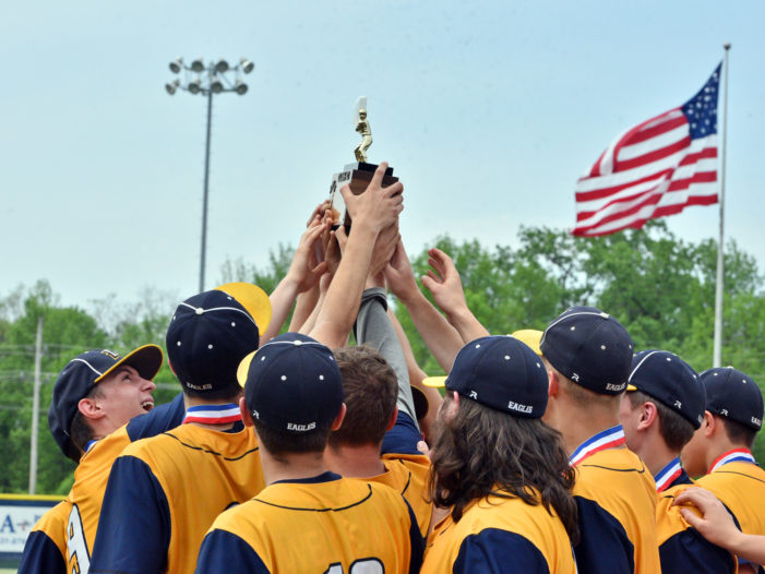 Wayne captures first baseball title since 1955