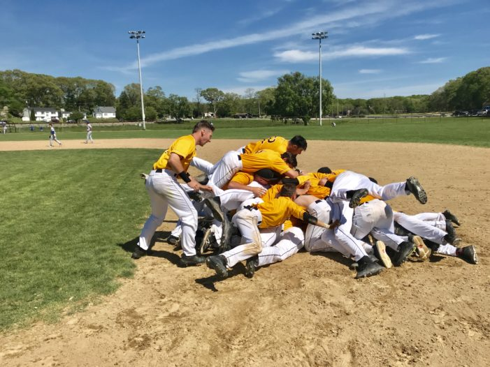 Tribunes walk off with district championship, punch ticket to World Series