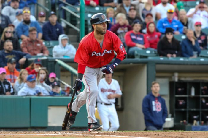 Pedroia fans flock to watch their hero at Frontier Field