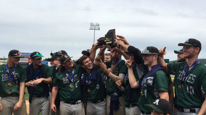 'Third time's the charm' for Avon, 2018 Class C state champions