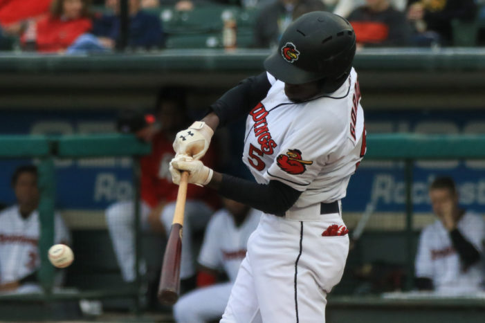 Rochester bats falter in shutout loss to Indianapolis