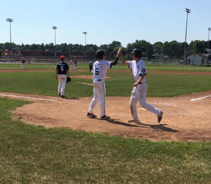 Countryman, 'clip' play lead Rayson Miller in win at Brenton Jacob Memorial baseball game
