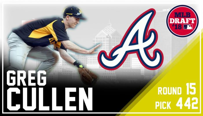 Niagara star, McQuaid alum Greg Cullen drafted by Atlanta Braves