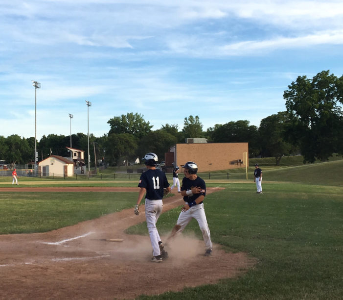 James Cooke Post turns tables with 7 runs in the 7th to win, 8-3