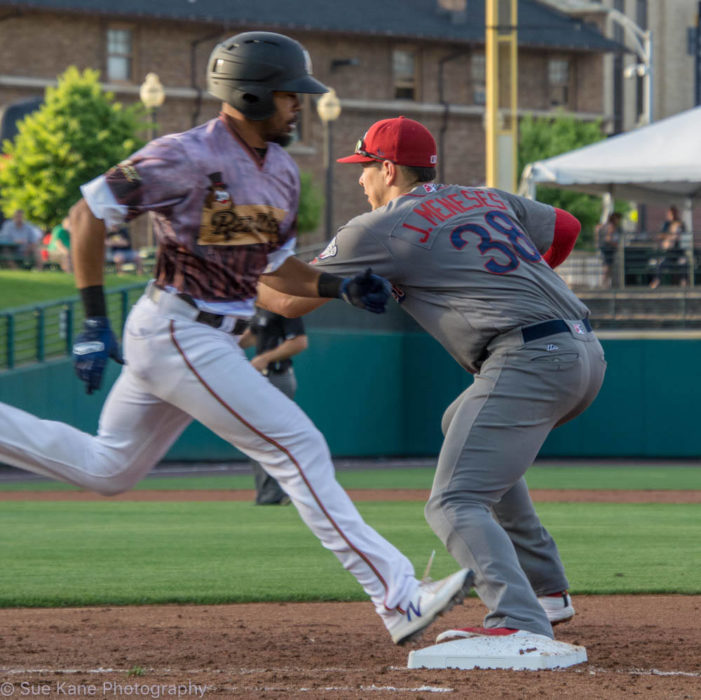 It's mission accomplished for minor league extra inning rule