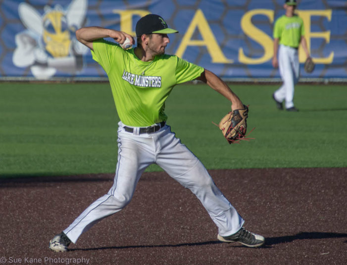 Lake Monsters maintain first-place lead