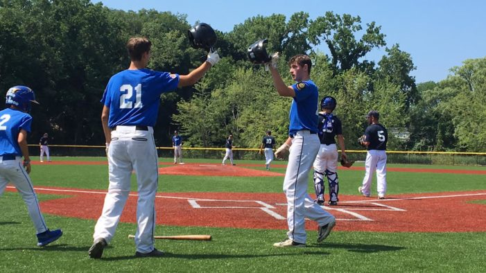 Irondequoit Post sweeps James Cooke to advance to District 7 championship series