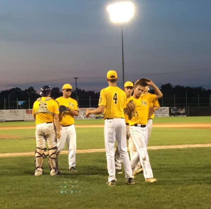 No-hitter knocks Rayson Miller into losers' bracket at states