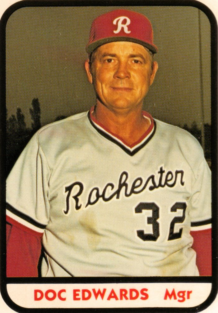 Former Wings Manager Doc Edwards passes away