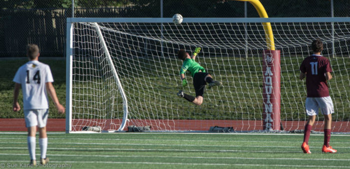 Kress delivers game winner in McQuaid victory over Aquinas