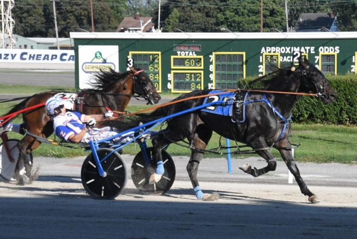 Batavia Downs lands New York's biggest night of harness racing