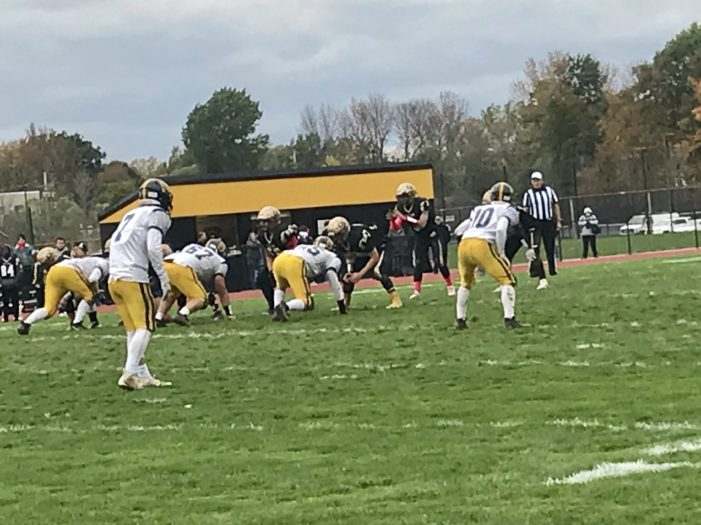 Saturday Gridiron Wrap: Batavia cruises at Haverling to complete the undefeated season; Honeoye Falls-Lima secures a victory at home after a game-winning drive in the closing seconds