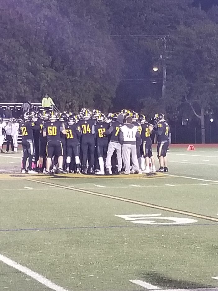 Passero rumbles for two TDs as McQuaid advances to semis