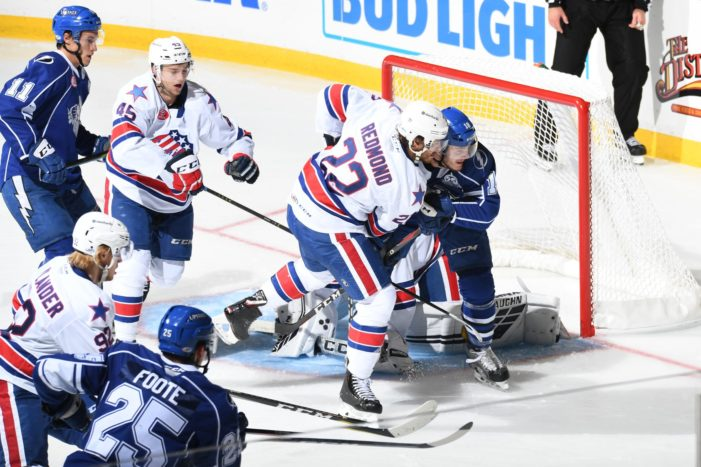 Special teams propel Amerks to first win of the season