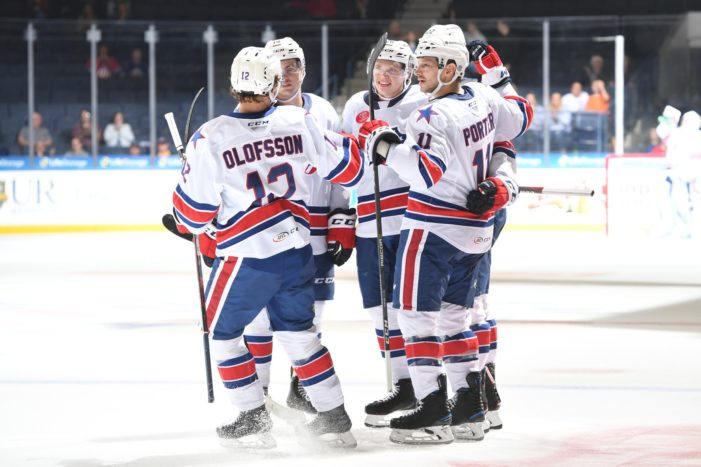 Shootout prowess saves Rochester Americans vs. Toronto