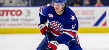Olofsson delivers game winner for second straight night