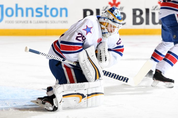 Even in winning, the Rochester Amerks demand more