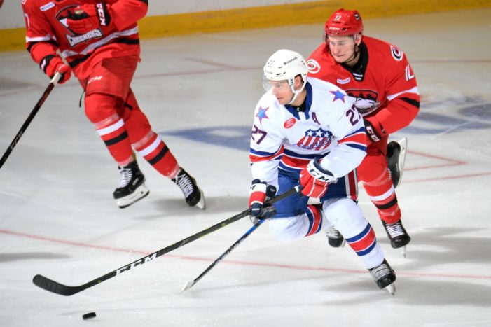 A six-pack of impressions from Amerks opening weekend
