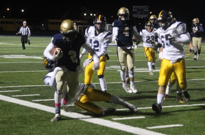 Gridiron Wrap: Yockel and Carter duel on ground; Watson controls the air