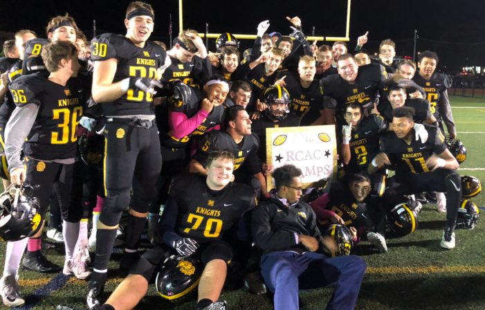 Seniors lead McQuaid to convincing 56-30 win over East