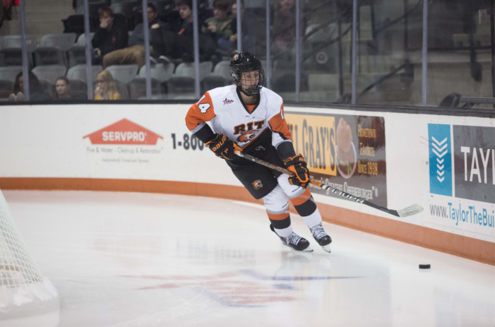 RIT women's hockey team hopes change of mindset changes fortunes