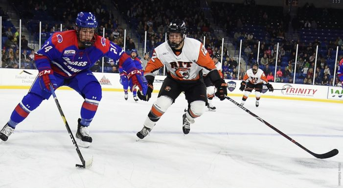 Dupuis scores overtime winner to lift RIT to first win