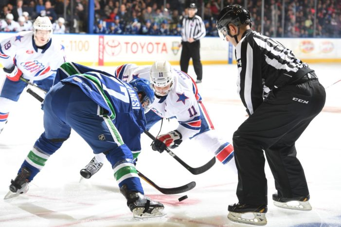 Rochester Amerks play their 'worst' game of the season
