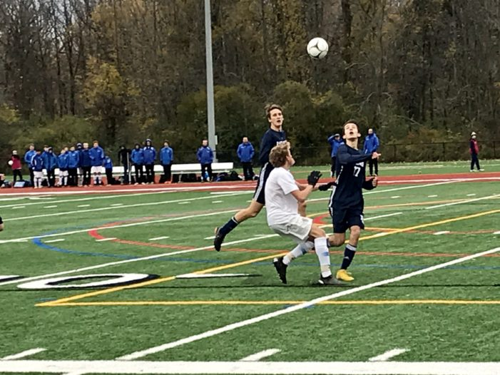 Defense, East Aurora, hold on for 2-0 win over Bath-Haverling