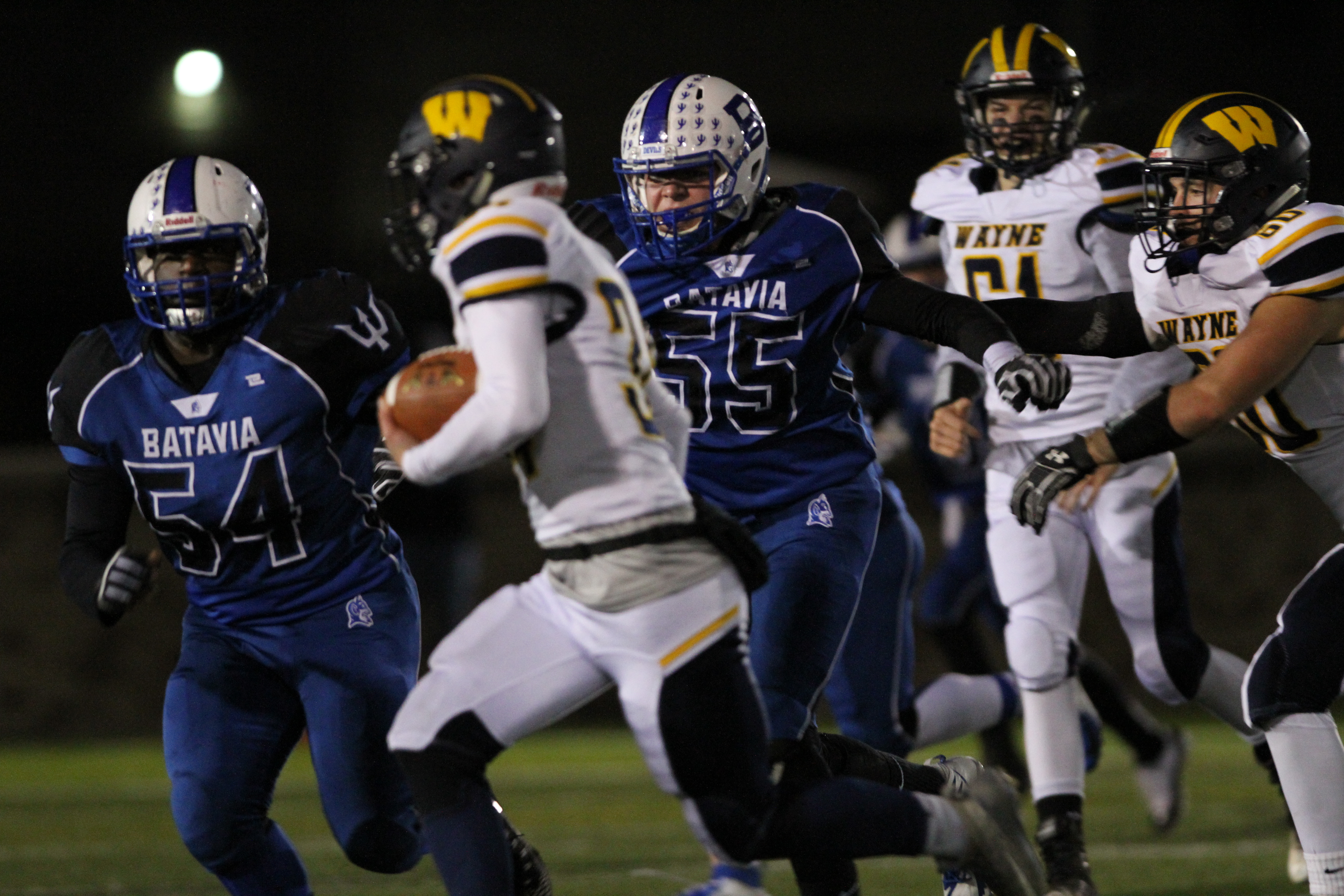 Class B Semifinal Preview: Batavia faces its stiffest challenge yet against No. 1 Skaneateles