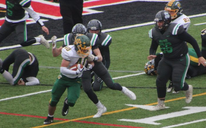 Class D Far West Regional: CSP proves why it's the state's top ranked team, downs Alexander 29-6