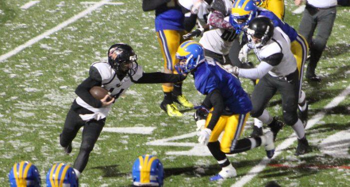 Class C Far West Regional: Cleveland Hill runs over Letsaw 54-6
