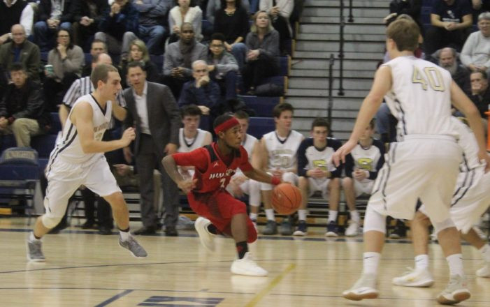 Early run paces Sutherland to season-opening win over Wilson, 61-53