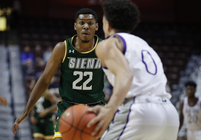 Pickett learning to take initiative for Siena